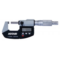 MICRÓMETRO EXTERIOR DIGITAL 0-25mm