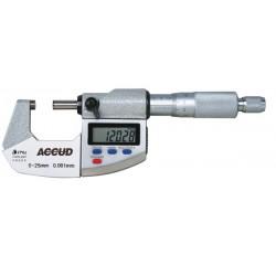 MICRÓMETRO EXTERIOR DIGITAL 25-50mm