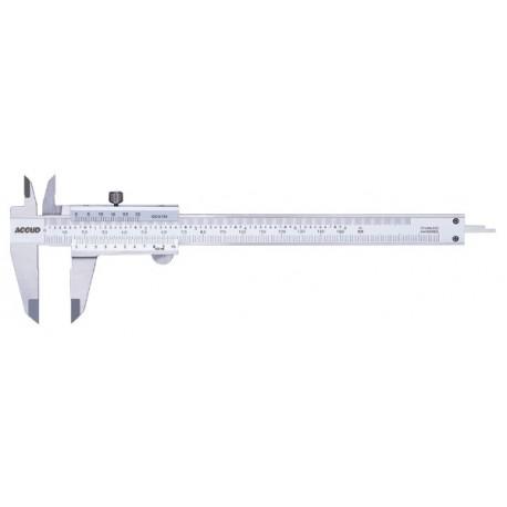 PIE DE METRO MECANICO   0-150mm / 0-6 ''
